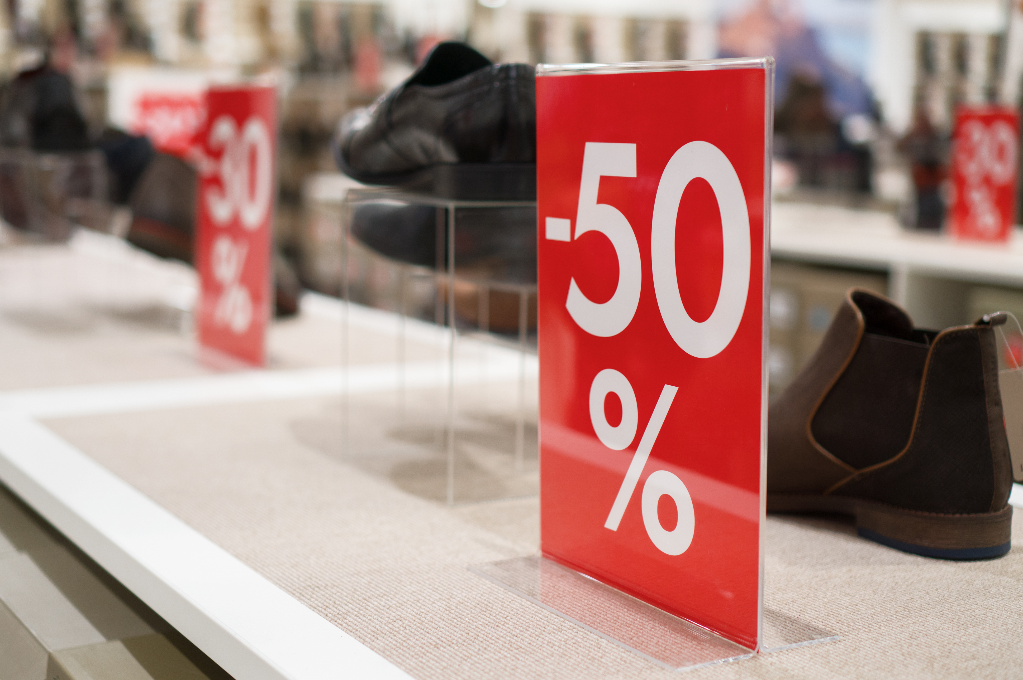 How to drive retail sales with quick and effective signage
