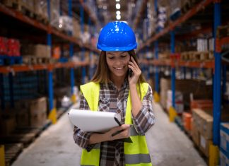 Championing warehouse productivity